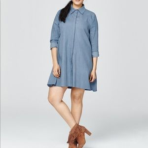 ALICE & YOU Swing Shirt Dress
